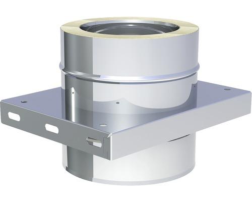 Plaque de base Jeremias DW-FU pour support intermédiaire Ø130mm