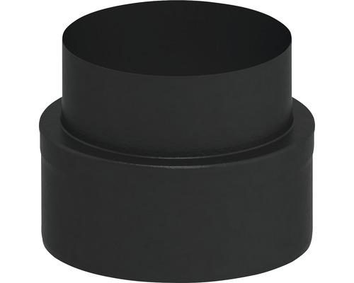 Jonction de poêle Jeremias Iso-Line sur Iso-Line Ø150mm noir