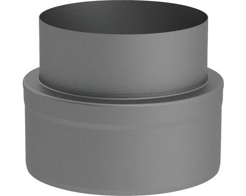 Jonction de poêle Jeremias Iso-Line sur Iso-Line Ø150mm gris