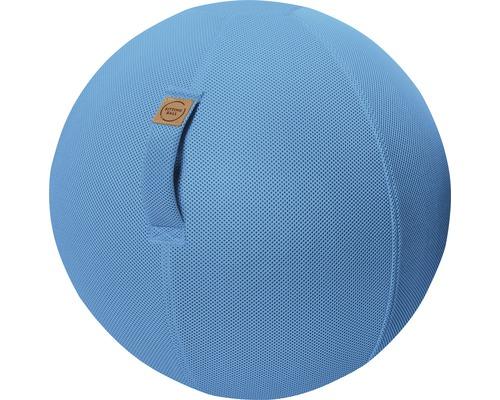 Ballon-siège Sitting Ball Mesh pétrole Ø 65 cm