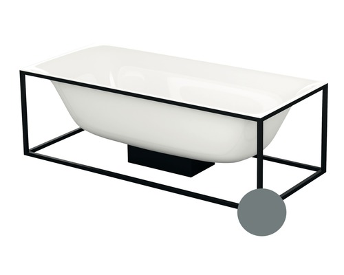 Cadre Bette pour baignoire Lux Shape Q001 170x75 cm Sky mat