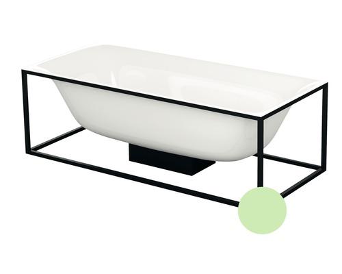 Cadre Bette pour baignoire Lux Shape Q001 170x75 cm Mint mat