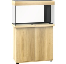 Kit complet d'aquarium Juwel Rio 125 LED SBX bois clair-thumb-1