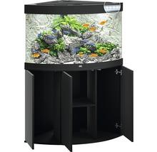 Kit complet d'aquarium JUWEL Trigon 190 SBX avec éclairage LED, filtre, chauffage et meuble bas noir-thumb-3