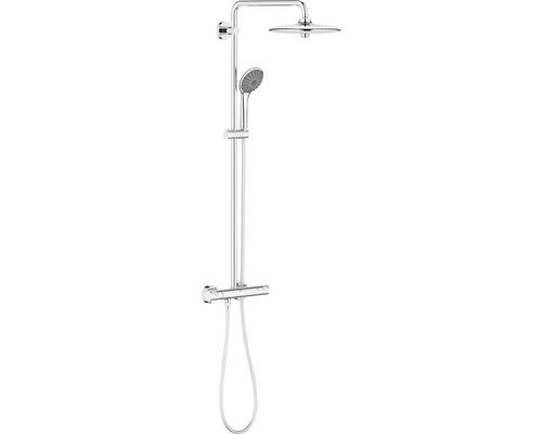 Colonne de douche avec thermostat GROHE Vitalio Joy System 260 chrome 27298002