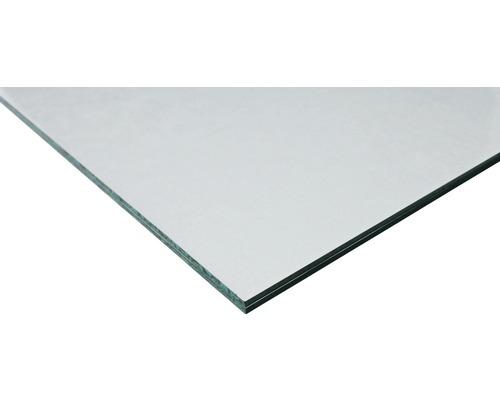 Supplément toiture en verre SKAN HOLZ pour toiture pour terrasse 434x250cm