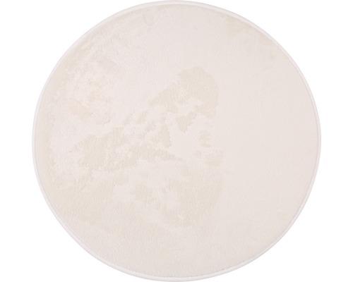 Tapis Soft ivoire Ø 67 cm