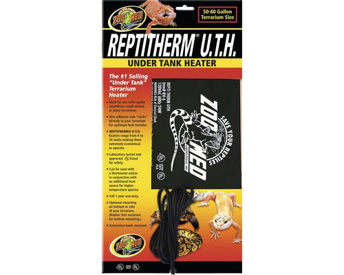 Heizmatte ZOO MED Repti Therm UTH 150-200 l 20x45 cm 24 W