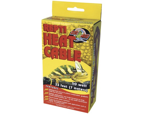 Heizkabel ZOO MED Repti Heat Cable 50 W 7 m