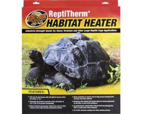Heizer ZOO MED ReptiTherm ReptiHabitat Heater 38 W 46x46 cm