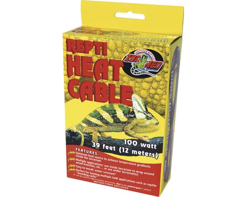 Heizkabel ZOO MED Repti Heat Cable 100 W 12 m