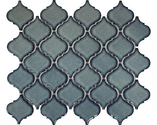 Mosaïque en céramique CLP3BG FLORENTINER BLEU BRILLANT 29,3x24,5cm