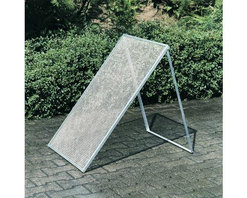 Crible à compost, métal étiré, 100x60 cm
