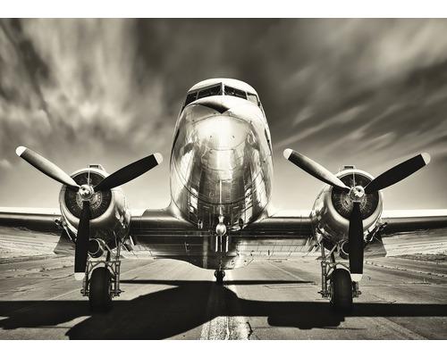 Panneau décoratif Airplane 98x136 cm