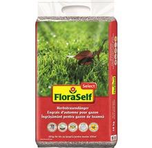 Engrais pour gazon d'automne FloraSelf Select 10kg 320m²