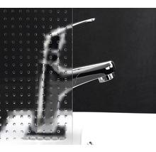 Vitrage de porte verre de sécurité LAG3 Mastercarre 41x142 cm-thumb-1