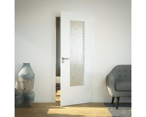 Vitrage de porte verre de sécurité LAG3 Abstracto 41x142 cm