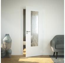 Vitrage de porte verre de sécurité LAG3 Barock 41x142 cm-thumb-0