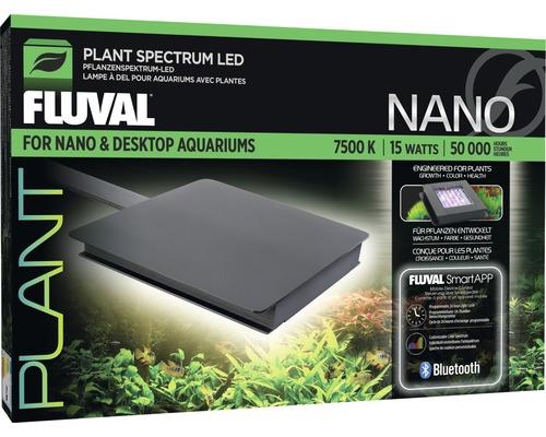Ampoule Fluval Nano Plant LED commandée via APP 15 W