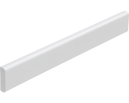 Baguette murale blanc 9x33x2500 mm