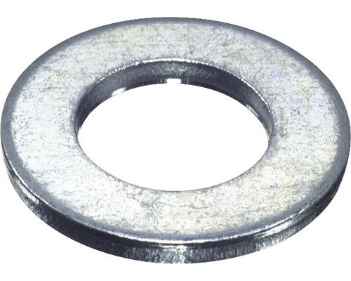 Rondelle DIN 125 6,4mm, aluminium, 100pièces