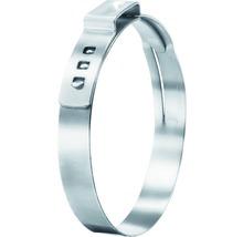 Pince à oreille en continu 11,5x14 mm acier inoxydable DIN 1.4301, 10 pièces-thumb-0