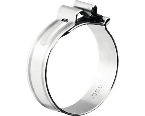 Collier de serrage COBRA acier inoxydable A2 7,5x7 mm, 100 pièces