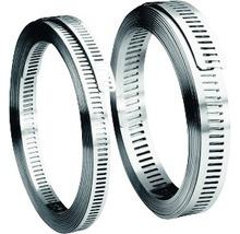 Bande sans fin 9x5 mm acier inoxydable-thumb-0