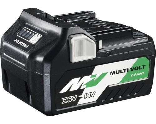 Batterie de rechange HiKOKI BSL36A18 Multivolt 18V / 36V (5,0/2,5Ah)