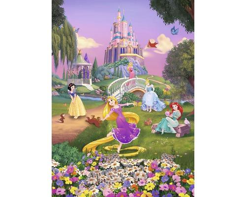 Papier peint photo papier Disney Princess sunset 184x254 cm