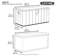 Kissenbox Lifetime Harmony Kunststoff 570l-thumb-16