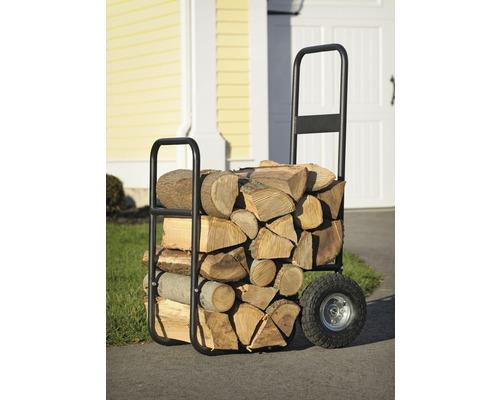 Chariot pour bois de cheminée ShelterLogic