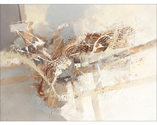Image sur toile Grey & Brown Colormix 84x116 cm