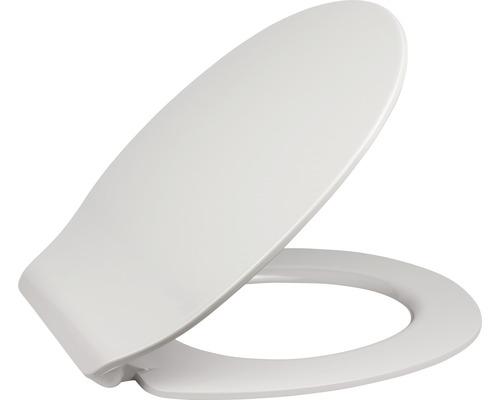 WC-Sitz Kuredu weiß mit Absenkautomatik und Quick Release