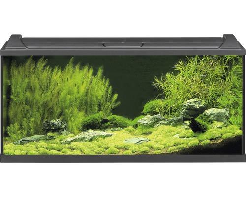 À Aquarium 180 BasNoir Aquaproled Éclairage Sans Avec Meuble Eheim LedFiltreChauffageFiletThermomètre Yybf76vIg