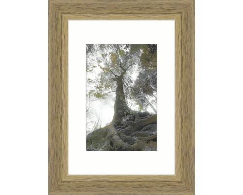 Cadre photo en bois Modern chêne 9x13 cm
