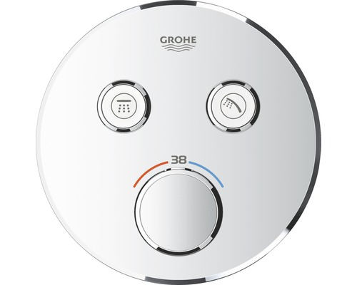 Thermostat encastrable GROHE SmartControl thermostat rond 29119000