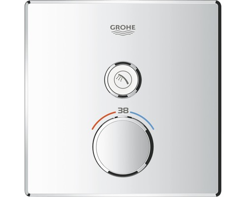 Thermostat encastrable GROHE Grohtherm SmartControl 29123000