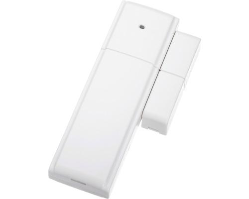 Sonnette radio Philips WelcomeBell détecteur de passage 300 radio contact de porte/fenêtre blanc