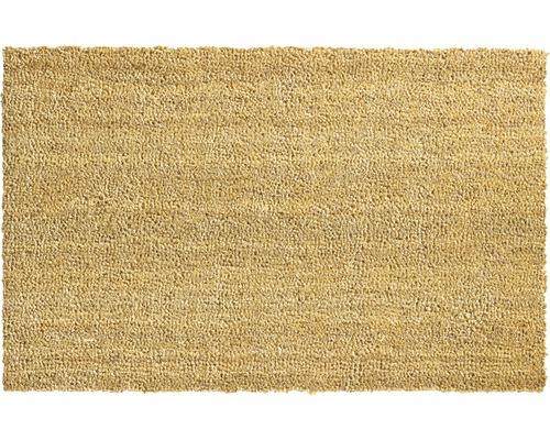 Paillasson velours en fibres de noix de coco Ruco 40x60 cm