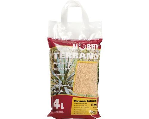 Bodengrund HOBBY Terrano Kalzium 5 kg ocker