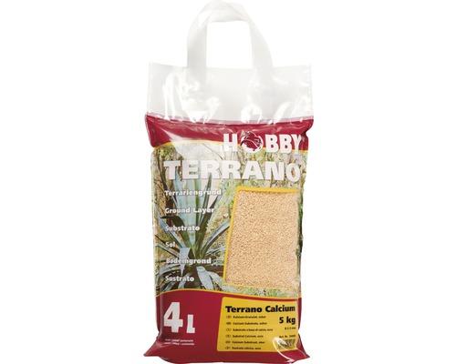 Bodengrund HOBBY Terrano Kalzium 5 kg natur