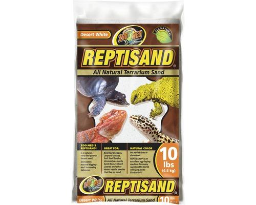 Quarzsand ZOO MED Repti Sand Desert White 4,5 kg