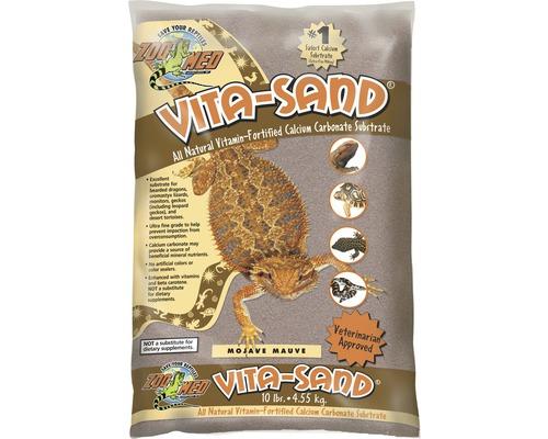 Substrat ZOO MED Vita-Sand Mojave Mauve 4,5 kg