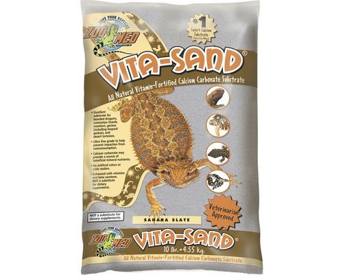 Bodengrund ZOO MED Vita-Sand Sahara Slate 4,5 kg-0