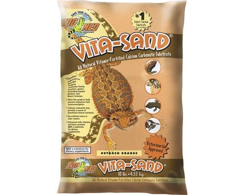Bodengrund ZOO MED Vita-Sand Outback Org 4,5 kg
