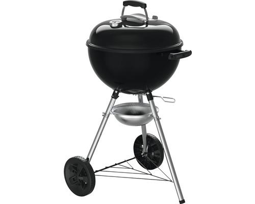 Barbecue au charbon de bois Weber Kettle E-4710 Ø 47 cm