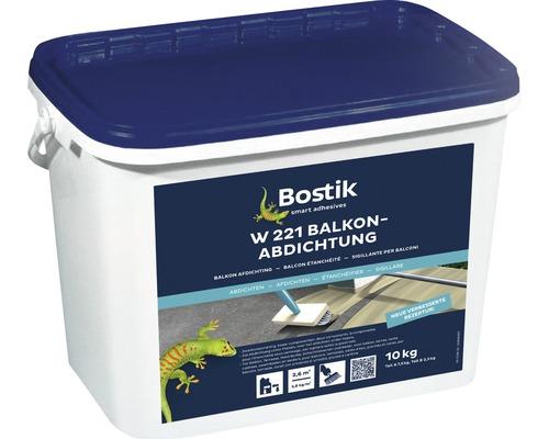 Étanchéification de balcon Bostik W 221 bicomposant 10kg