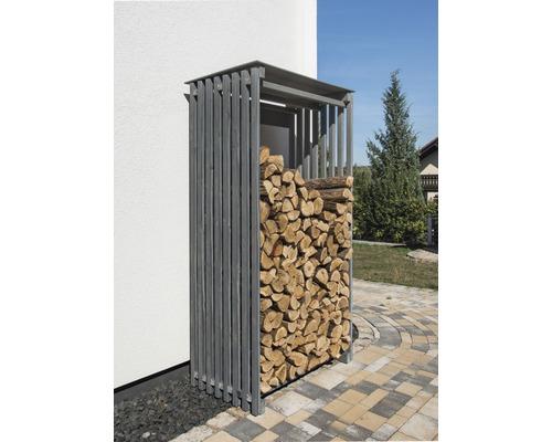 Étagère pour bois de cheminée Style type 546 anthracite