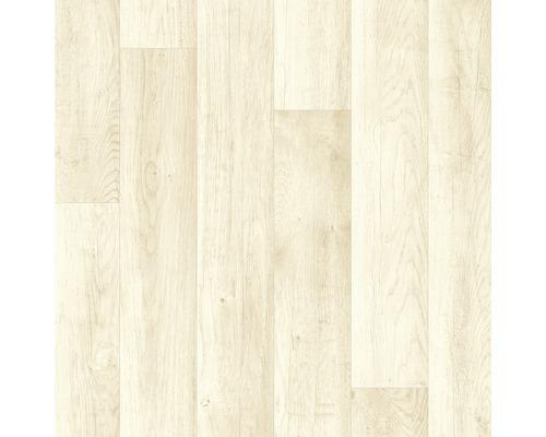PVC Larissa Stabparkett weiss 300 cm breit (Meterware)